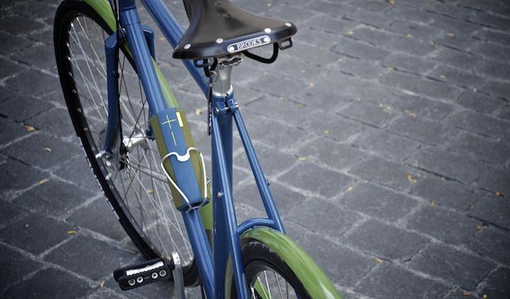 Fahrräder von Stilrad leihen und mit dem UE Boom Lautsprecher bestücken | Foto: ISARBLOG