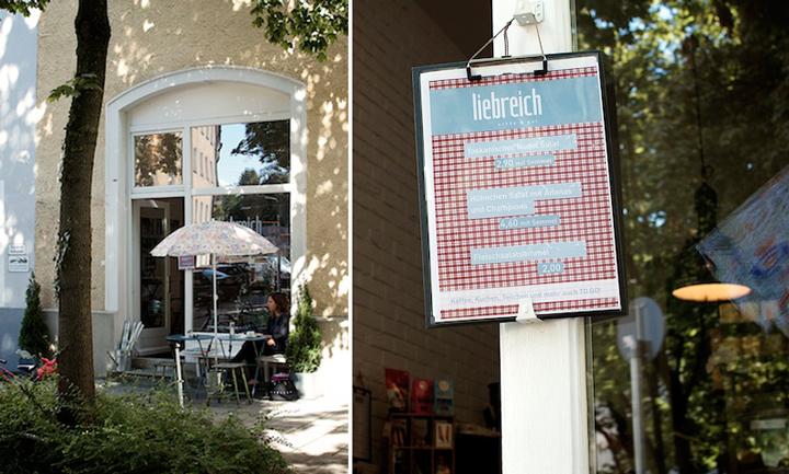 Ladencafe Liebreich München Giesing   Fotos: Monika Schreiner