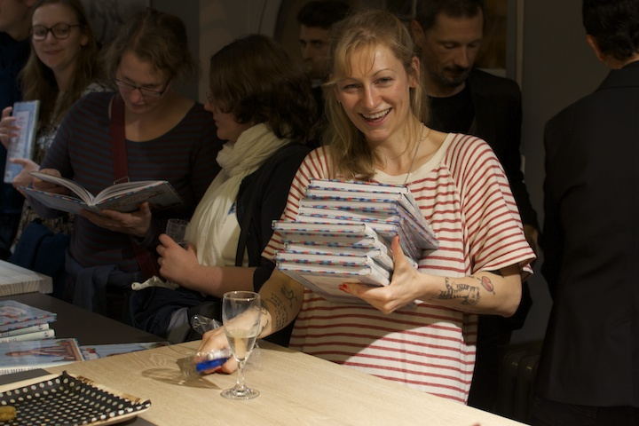 Buchvorstellung von Sophia Hofmann von Oh Sophia Hoffmann | Foto: Monika Schreiner