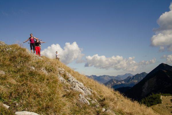 24 Stunden Bayern - Wanderer in den Brandenberger Alpen   Foto: Bayerischer Rundfunk