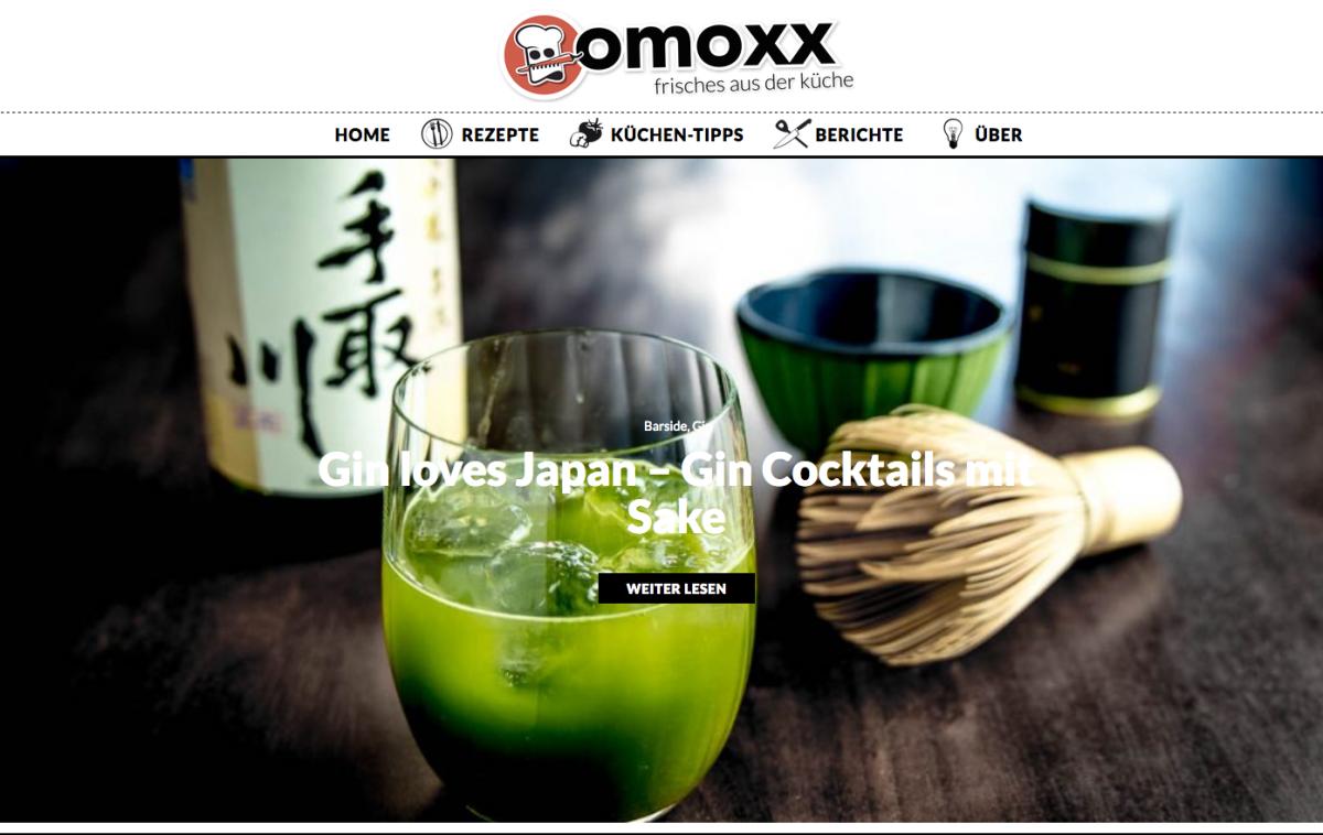 Omoxx - Gewinner im Bereich Food