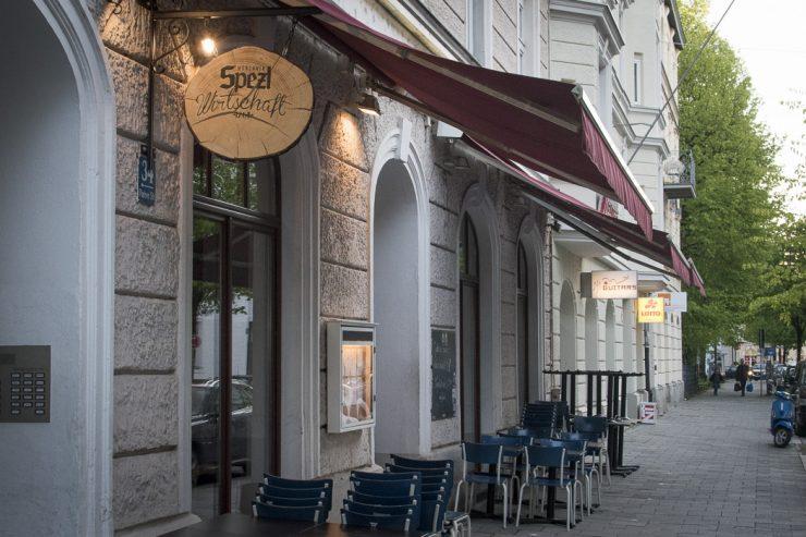 Spezlwirtschaft Haidhausen München Wirtshaus Spezl Wirtschaft