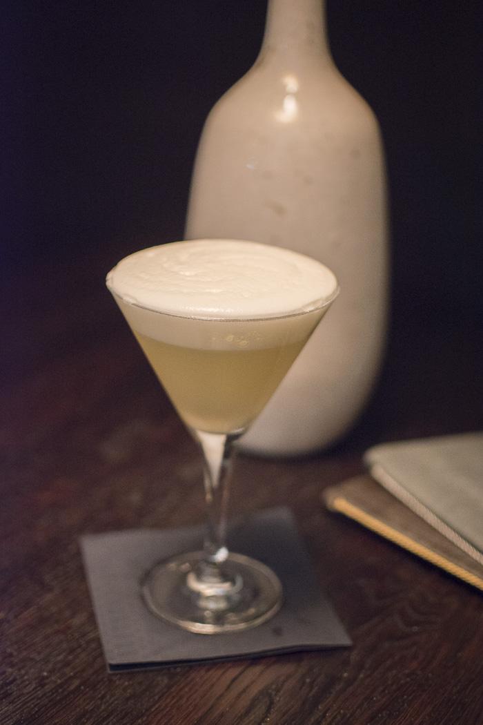 Cocktail im Restaurant Mun München Haidhausen