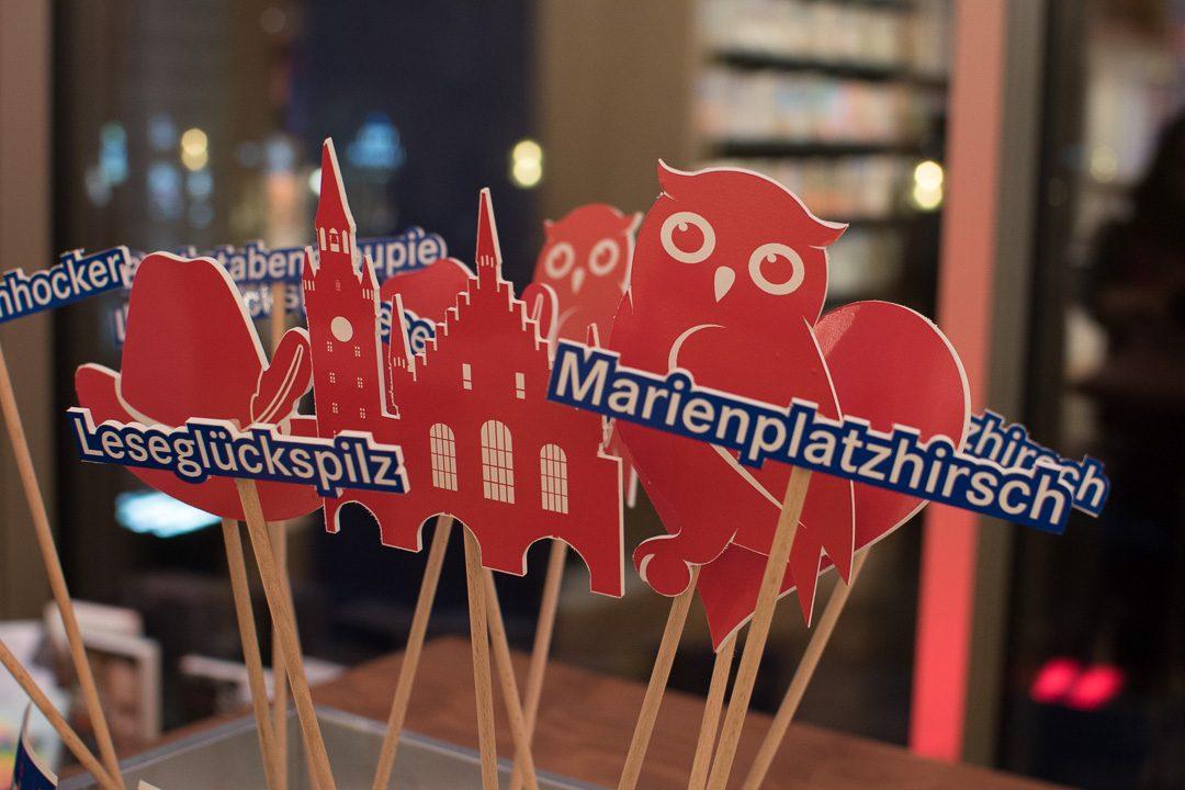Hugendubel Marienplatz Buchhandlung 2017 - ISARBLOG
