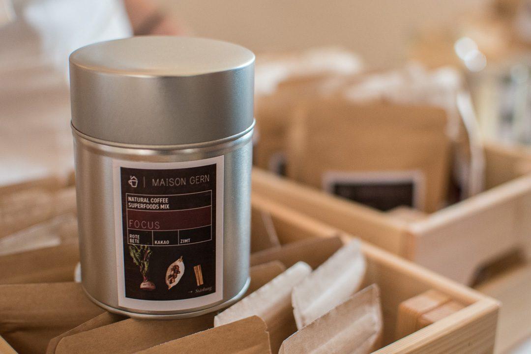 Kaffee von Maison Gern | Foto: Monika Schreiner