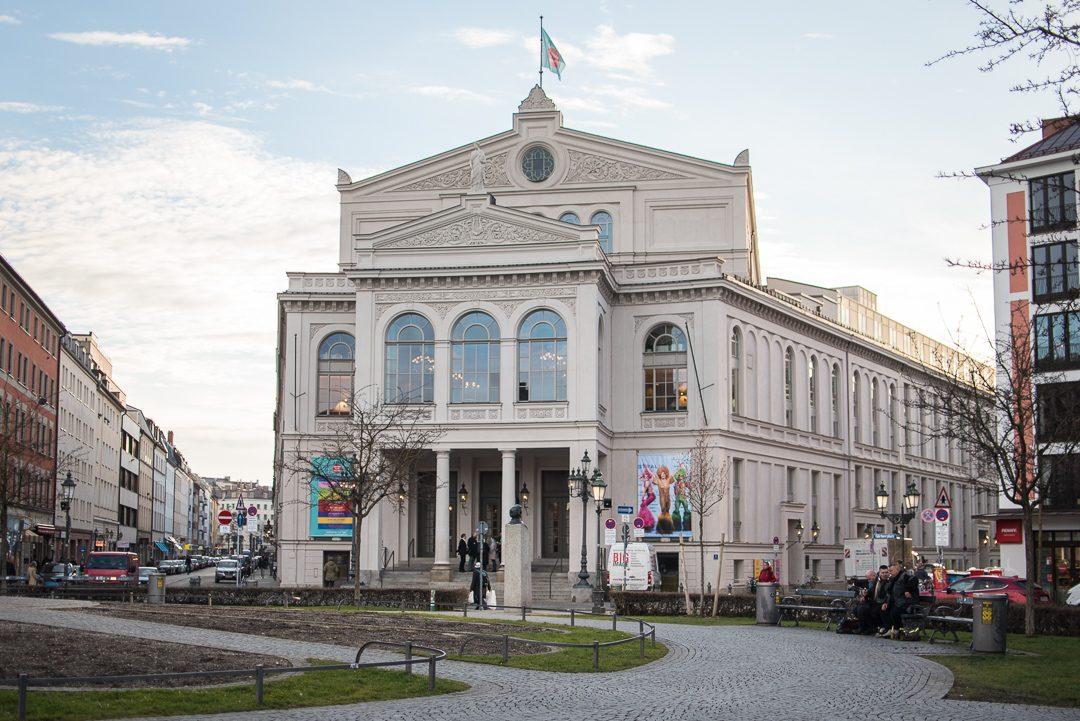 Gärtnerplatztheater in München
