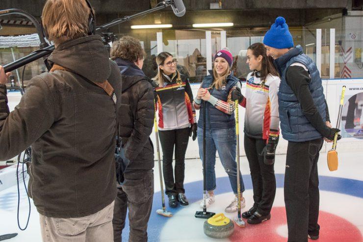 Curling Nationalmannschaft Füssen - ISARBLOG
