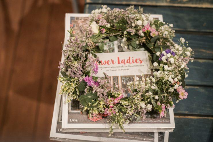 Flower Ladies Buch Vorstellung TwoInOne