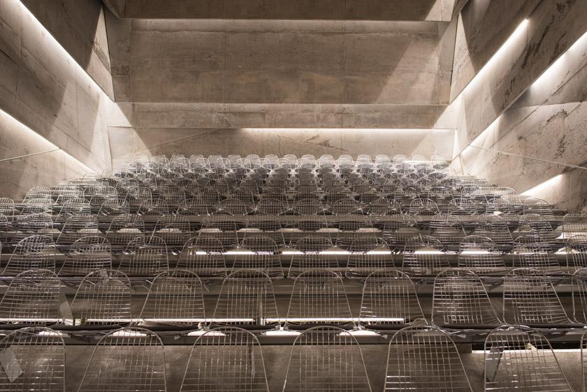 Konzertsaal in Blaibach von Peter Haimerl | Foto: ISARBLOG