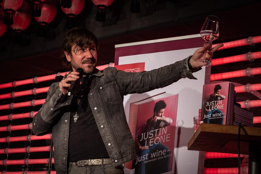 Justin Leone Sommelier Just Wine Bottles and Bones / ISARBLOG