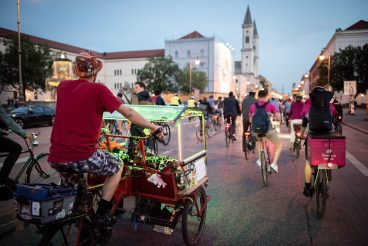Critical Mass Munich 2018 09 ISARBLOG