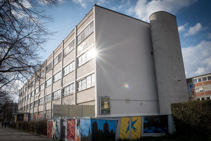 Z Common Ground Zschokkestrasse Urbanart Munich München
