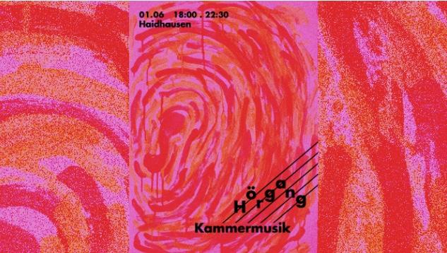 Kammermusik Hörgang Haidhausen | 01.06.2019