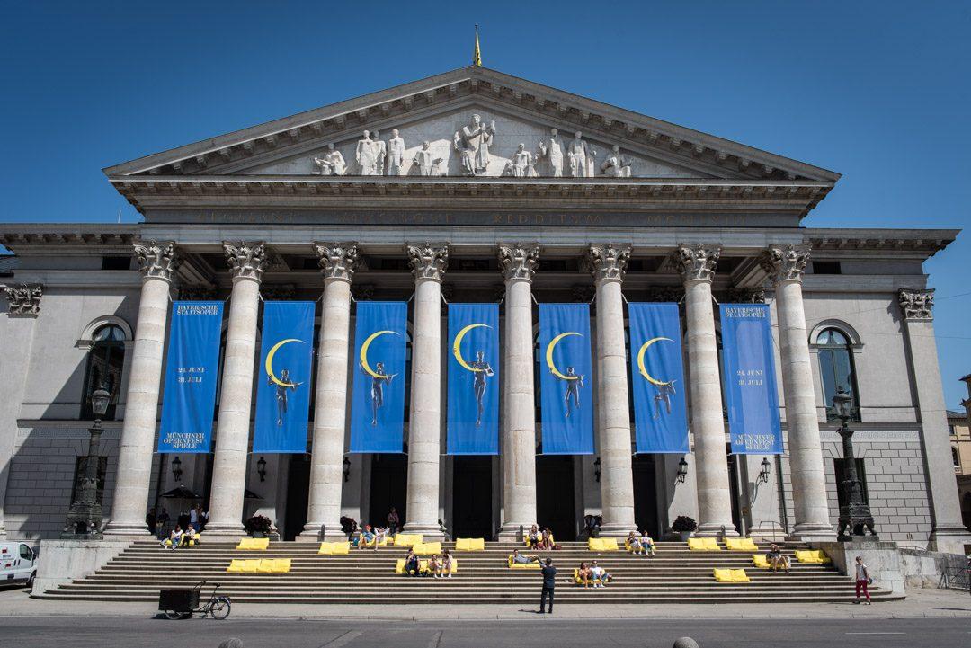 Stufenbar Nationaltheater München
