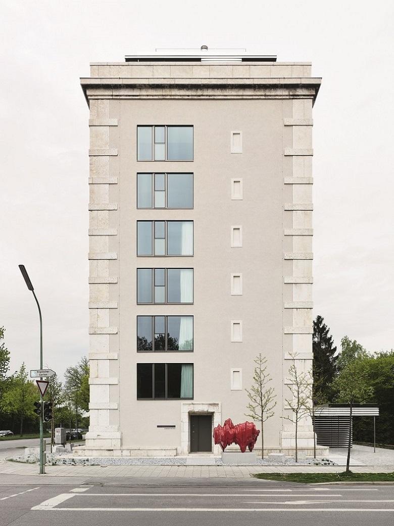 12 BY München Hochbunker Ungererstraße 1 c Hiepler Brunier Euroboden Architekturkultur