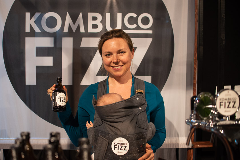 Sophia Reiser von Kombuco Fizz