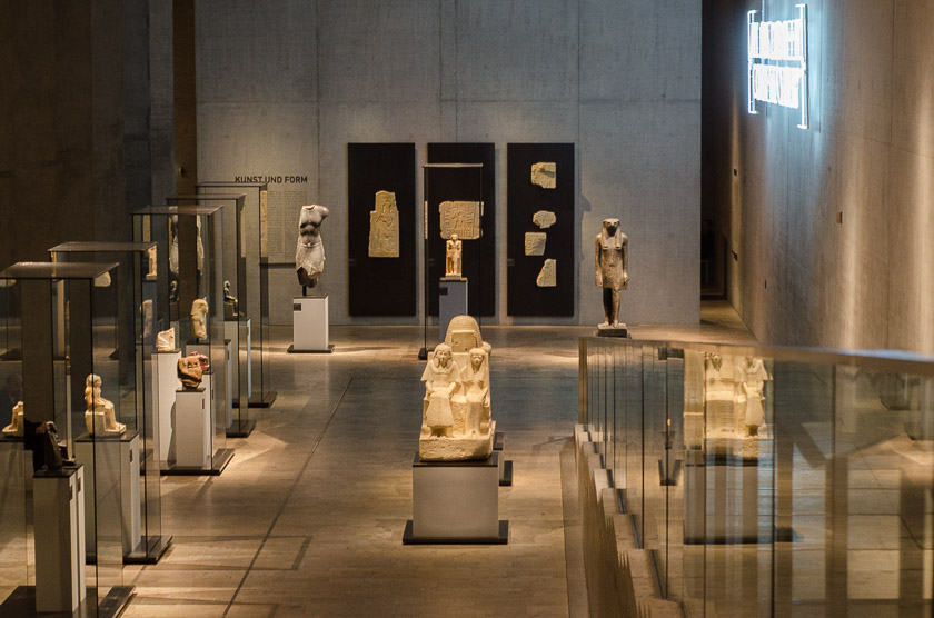 Staatliches Museum für Ägyptische Kunst ( SMAEK )
