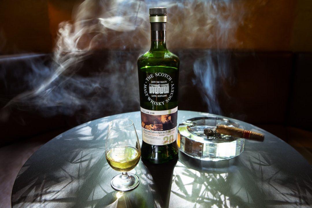 Scotch Malt Whisky Society 02 o Karte