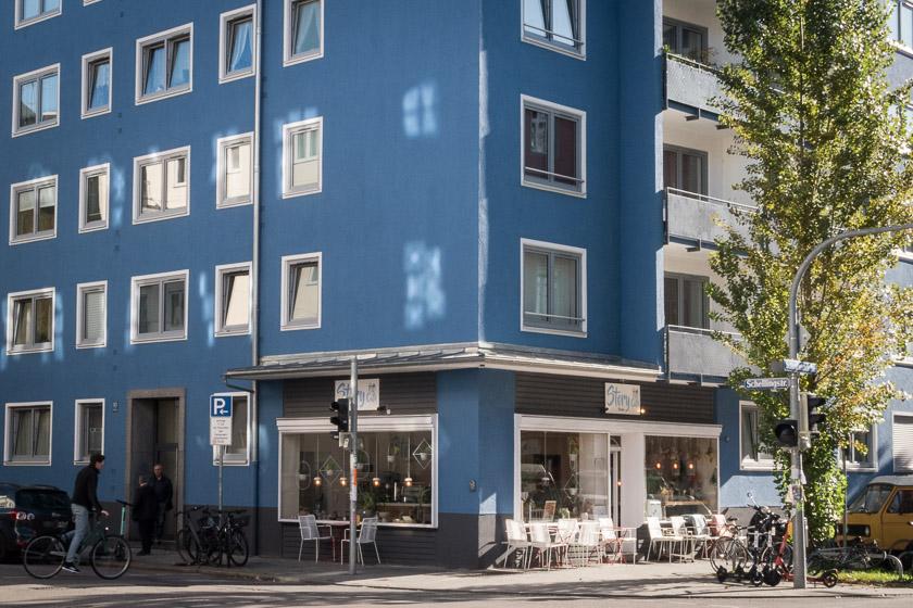 Story Cafe München