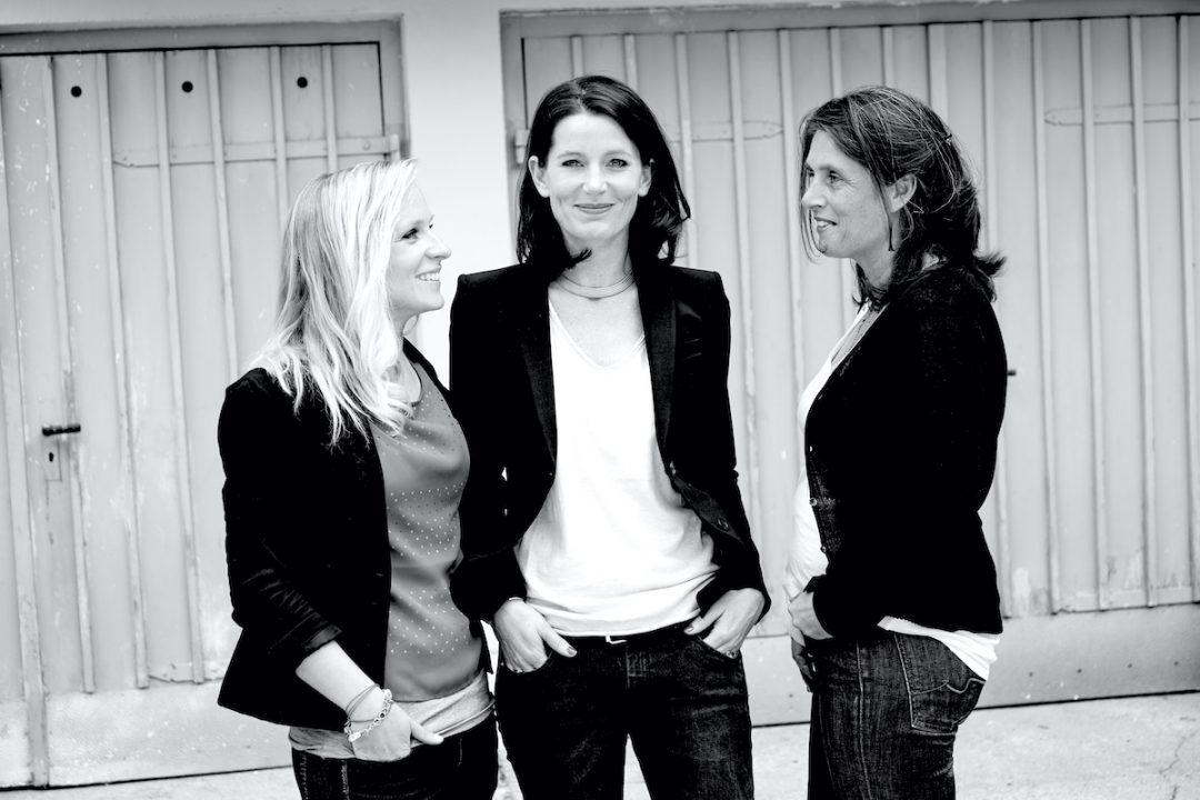 Elisa Dudda, Mara Bertling & Katja Schubert | Foto: Dein München