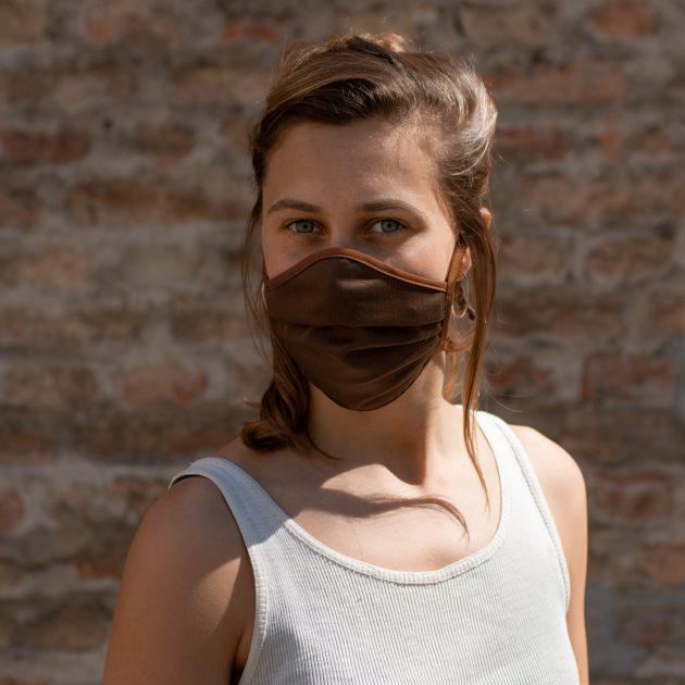 Vanook Maske Bio Baumwolle