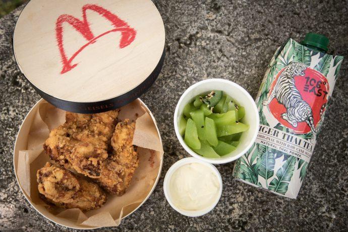 Shibuya Fried Chicken by Tohru Nakamura Schwabinger Wahrheit 2020