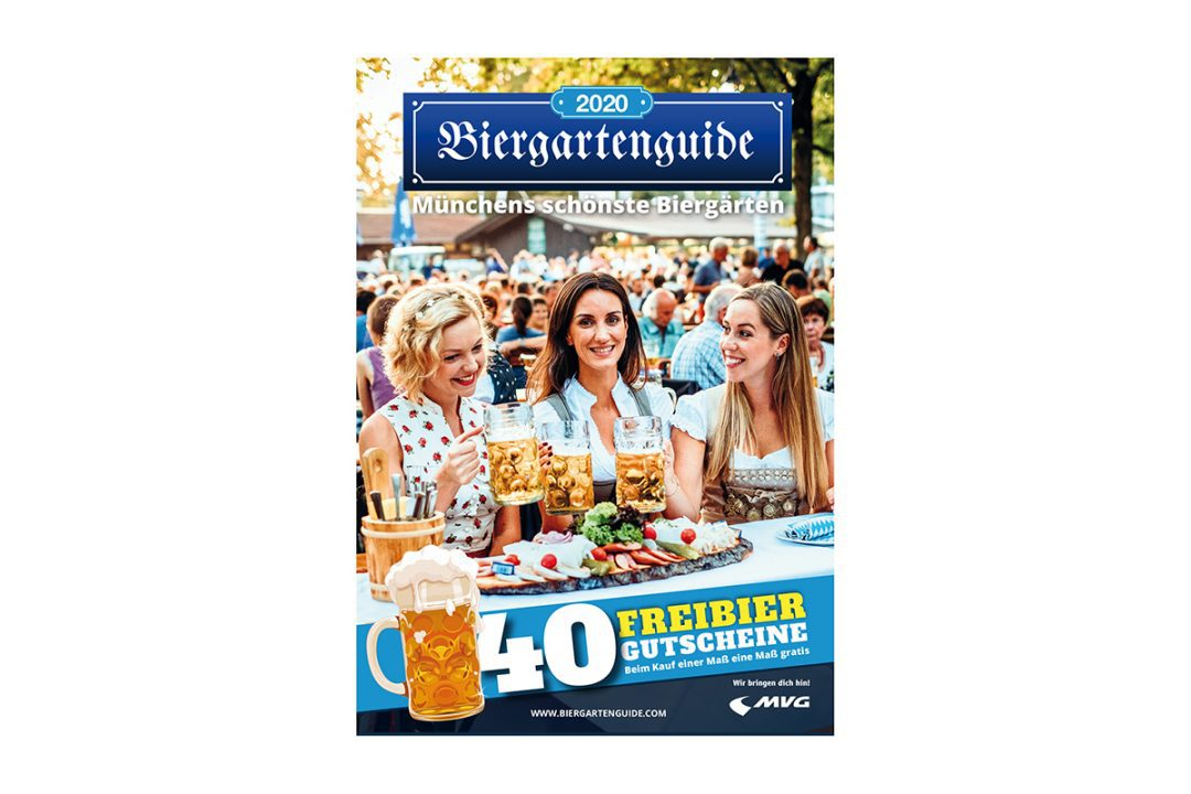 Biergarten Guide 2020 Cover