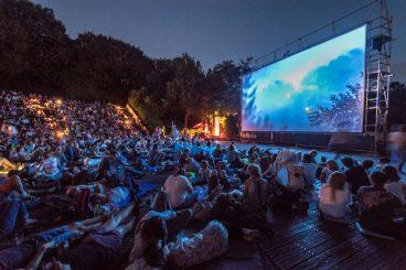 Kino Mond Sterne Open Air Kino Muenchen