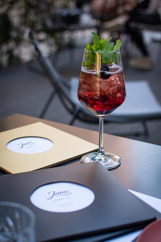 Jams Restaurant & Bar im JAMS HOTEL München Munich