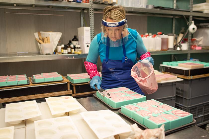 Münchner Waschkultur Seifenmanufaktur