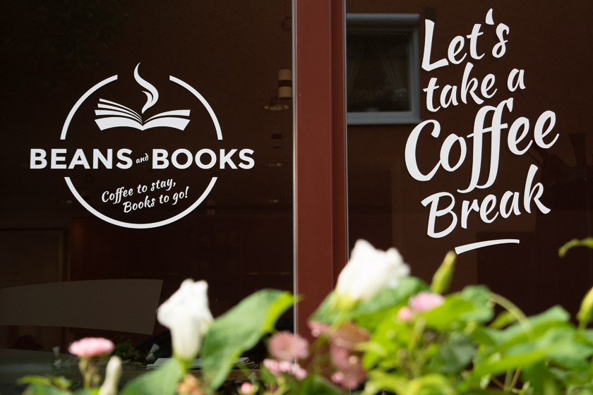 Beans and Books Cafe München