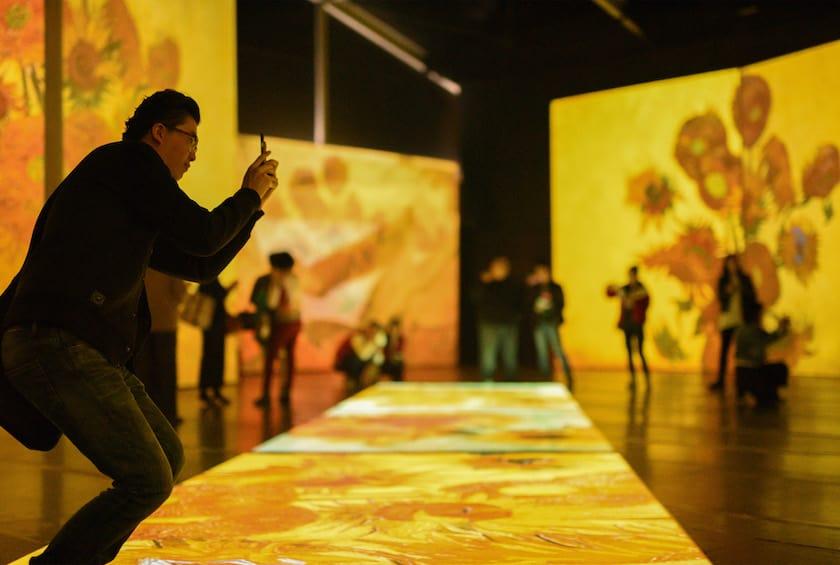 Van Gogh Alive 2021 in München