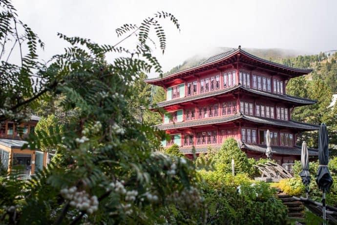 Hotel Hochschober Turracher Höhe Kärnten Österreich