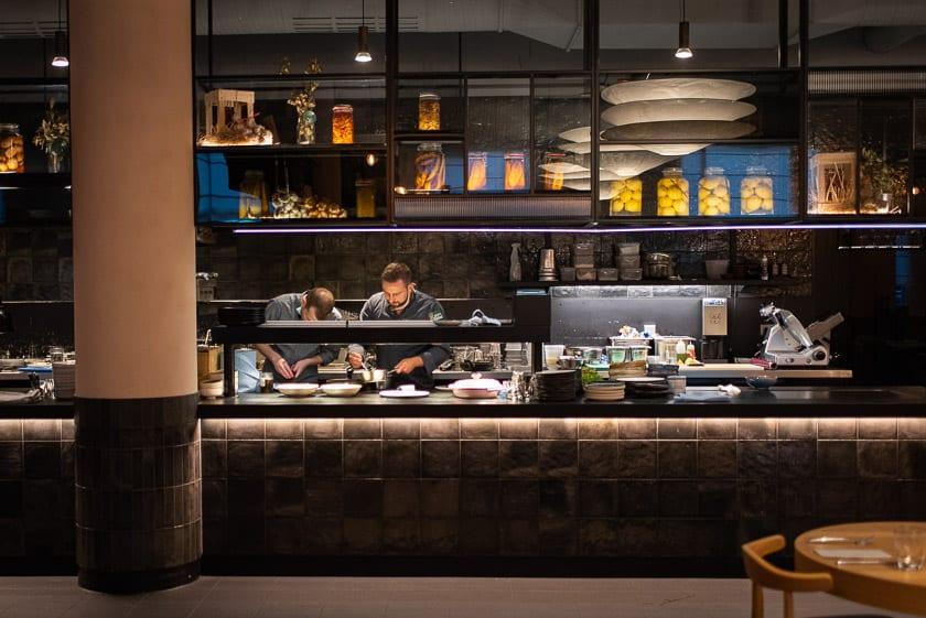 MONA Restaurant Hilton Munich Haidhausen Gasteig | ISARBLOG