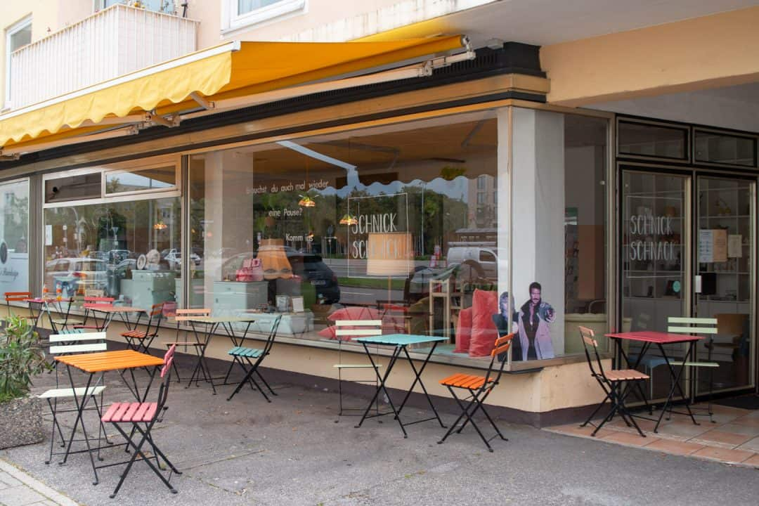 Schnickschnack Ladencafe in München Obersendling