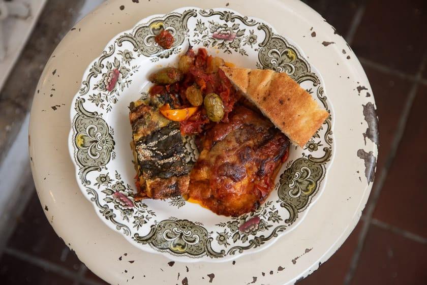 Mittagessen im Alimentari da Graciela / ISARBLOG