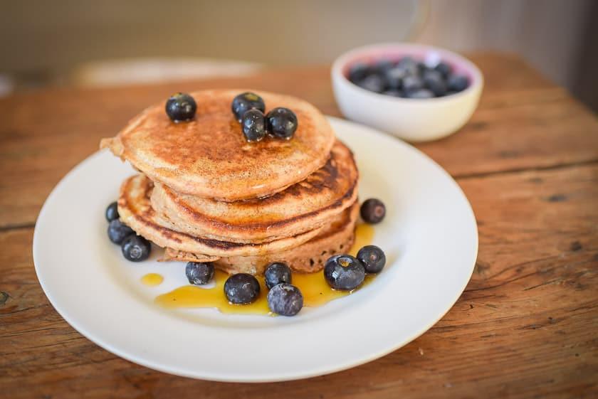Banana Pancakes aus Soolfood Zuckerfrei von Epifood